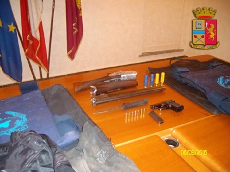 Palermo, armi e munizioni nel locale: sospesa licenza al pub