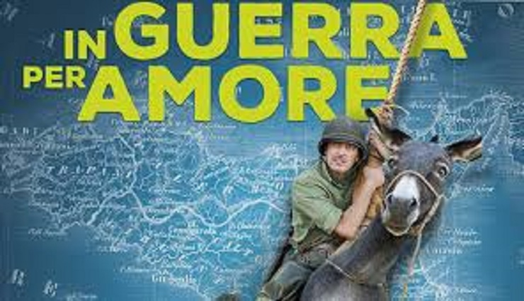 In guerra per amore: trama e recensione del nuovo film con Pif