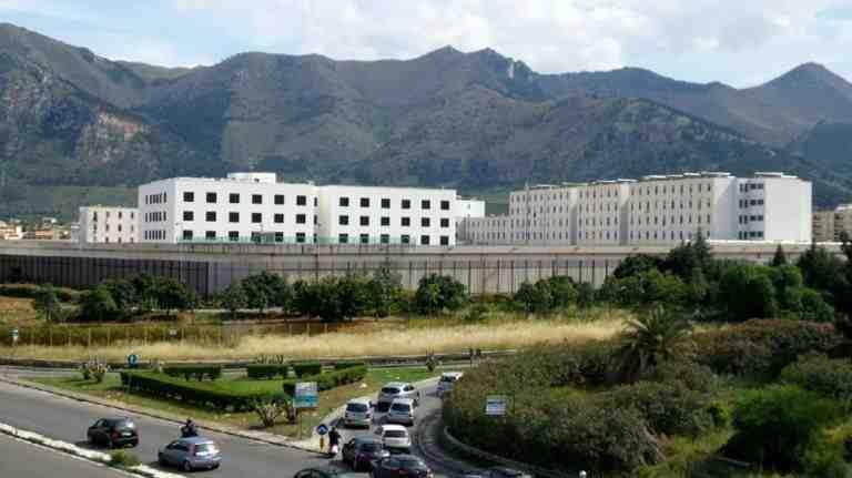 Palermo, suicida agente di polizia penitenziaria carcere Pagliarelli