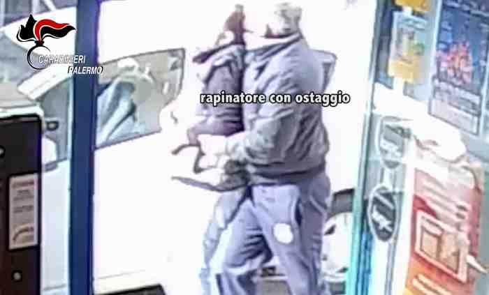 Palermo, smantellato un commando di rapinatori Assalivano autotrasportatori di tabacchi, 13 arresti