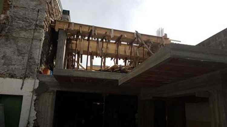 Catania: cantiere edile non sicuro, controllo della polizia