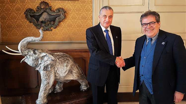 A Pisa il nuovo questore Paolo Rossi: